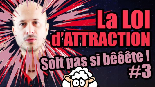La LOI D'ATTRACTION – Sois pas si bêêête #3